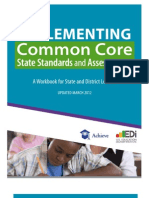 Common Core Workbook