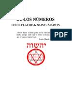 Saint Martin - De Los Numeros