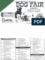 Badger Kennel Club Dog Fair 2006