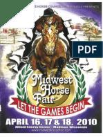 Midwest Horse Fair 2010
