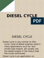 Diesel Cycle