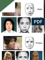 Expressões Faciais Emocionais