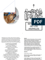 Benedicción de animales=