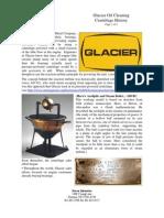 Glacier History