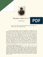 João_Calvino_-_Sermão_Sobre_Jó_1-1