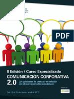 Comunicación corporativa 2.0 Los gabinetes de prensa y su relación con el nuevo periodista ciudadano
