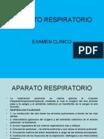 Aparato Respiratorio Alas Peruanas