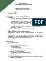 Investigarea Etiologic A a Principalelor Sindroame Infectioase Lcr