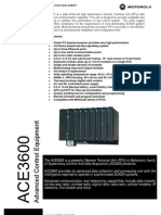 ACE3600 Specifications Sheet
