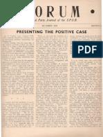 Spgb Forum 1953 13 Oct