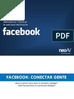 Introducción a herramientas y técnicas para mercadeo en Facebook