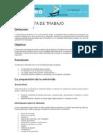 Manual d Entrevista