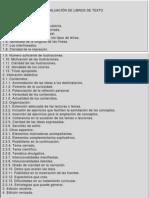 Sevillano (1995) - Evaluacion de Libros de Texto