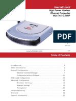 WLI-TX4-G54_Manual