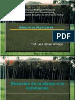 Prgr Reacción de la planta al pastoreo