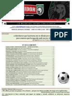 157. EL RUGIDOR. EDICIÓN CLVII.