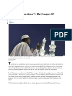 Saudi Arabia Awakens to the Dangers of Wahhabism