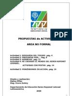 1255Actividad Area No Formal