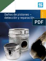 daños en pistones - deteccion y reparacion