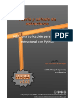 Teoría y cálculo de estructuras