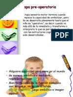 ETAPA PREOPERACIONAL (2-7 años)