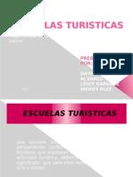 ESCUELAS TURISTICAS