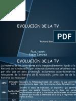 Evolucion de La Tv
