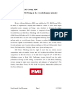 2559417 Case Study Emi Group Plc