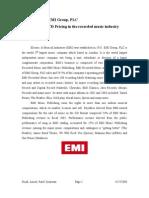 2559417 Case Study Emi Group Plc