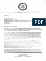 RSS Letter to UNSC 22 April 2012