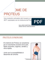 Sindrome de Proteus