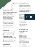 Cancionero de Cuaresma -PSIL