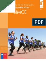 Informe de Result a Dos Ed. Fisica 2011