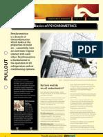 Basics of Psychrometrics
