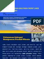 Pelayanan Prima Untuk Para Front-Liner 2