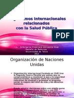 2 Organismos Internacionales relacionados