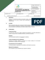 Procedimientos Para Elaborar- tar Revisar y Controlar Procesos Administr