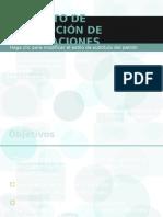 PROYECTO DE SUSTITUCIÓN DE IMPORTACIONES
