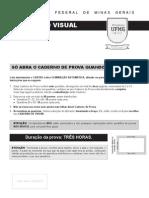 Percepção Visual - 2012