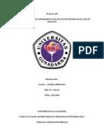 Makalah3 Peran Universitas Gunadarma Dalam Pelestarian Nilai-nilai Budaya