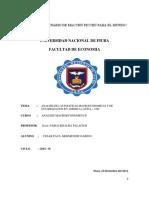 Paper - Analisis Macroeconomico II