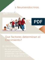Factores Neuroendocrinos Del Crecimiento