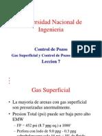 Control de Pozos - 7 - Gas Superficial y Control de Pozos Submarino