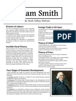 Adam Smith Hand Out
