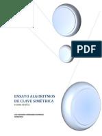 Ensayo Algoritmos de clave simétrica