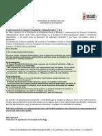 Conformación Consejo Estudiantil Administrativo CEA