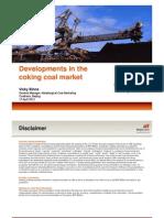 Metallurgical CoalTrans Conference April 2012 BHP