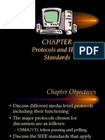IEEE and Lower Level LAN Protocols