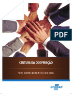 CULTURA DA COOPERATIVA