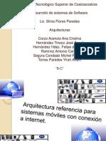 Arkitectura de Desarrollo de Software Silvia